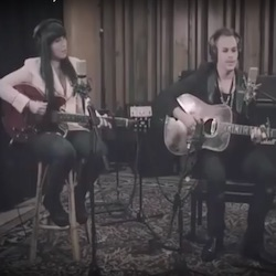 Katy Steele & Luke Steele